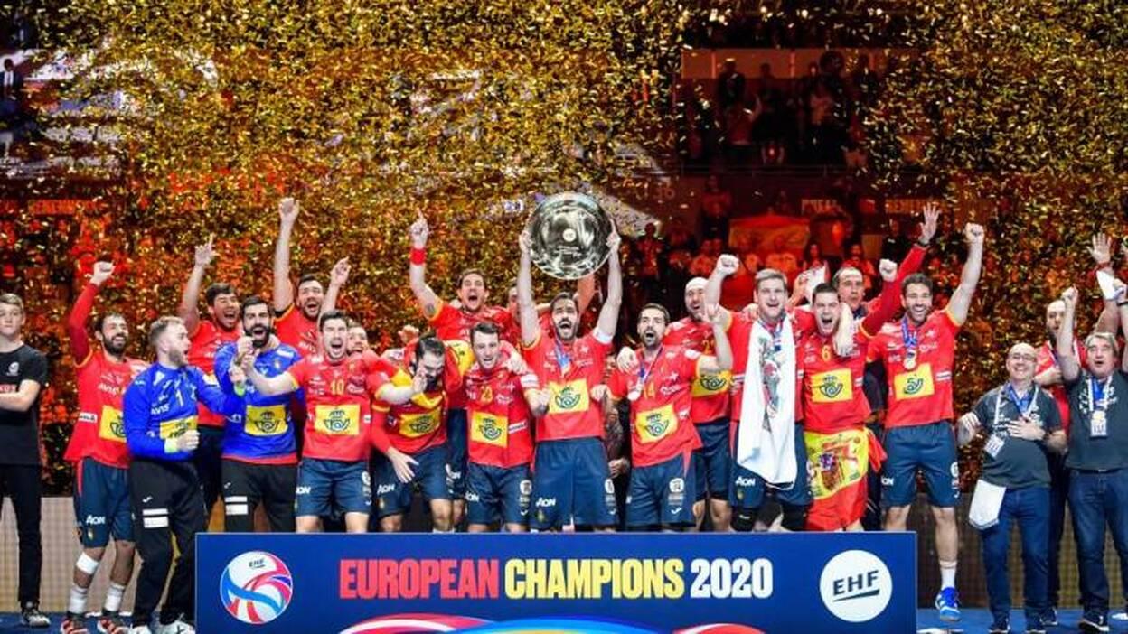 España Campeona De Europa De Balonmano 22 20 Canarias7