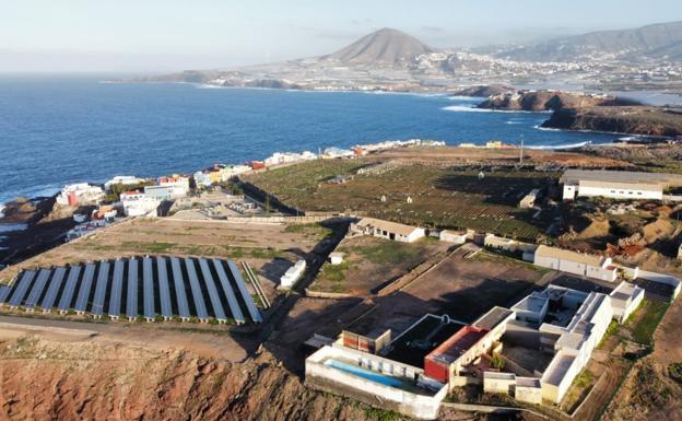 Foto aérea del parque científico tecnológico del Norte. / C7